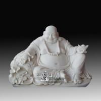石雕弥勒佛佛像工艺品雕塑