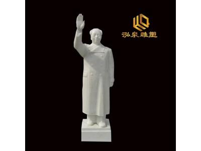 石雕毛泽东人物雕塑