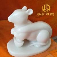 石雕生肖动物雕塑