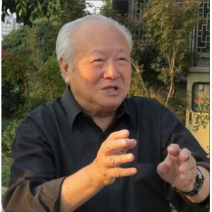 """""""中国著名雕塑家:钱绍武"""""""