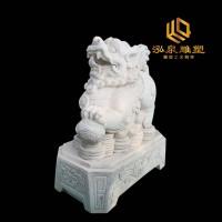 石雕貔貅动物雕塑户外酒店门口雕塑