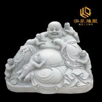 石雕弥勒佛观音佛像雕塑