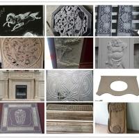 工大数控石材雕刻机厂家-石材立体雕刻样品现货供应