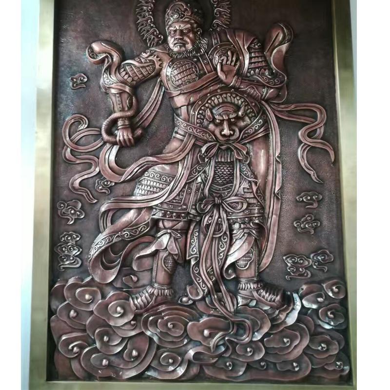锻铜浮雕定制 大型纪实锻铜浮雕厂 圣喜玛