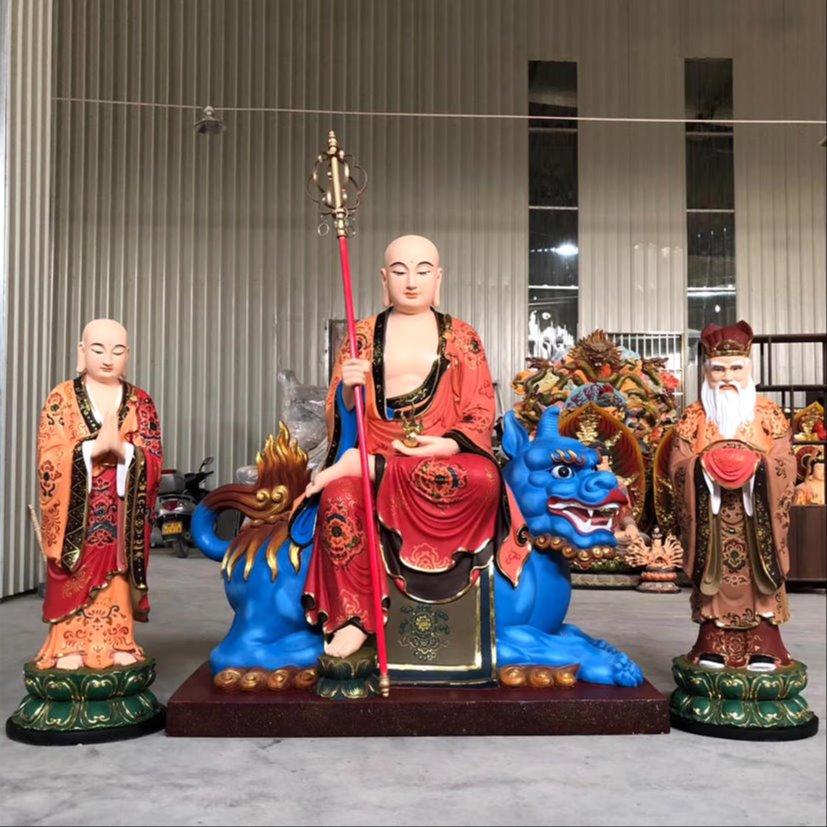 地藏王佛像 大型地藏王菩萨佛像制作