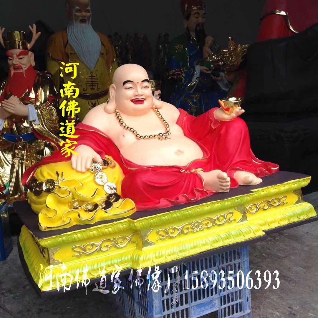弥勒菩萨摩诃萨佛像 树脂佛像 厂家报价 玻璃钢神像佛像加工示例图1