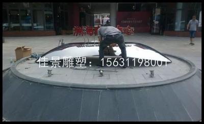 石家庄企业不锈钢雕塑 (5)