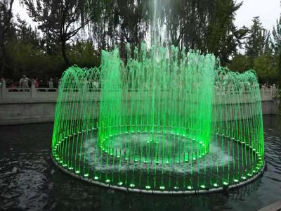 旱喷 设备厂家 喷水池 音乐喷泉