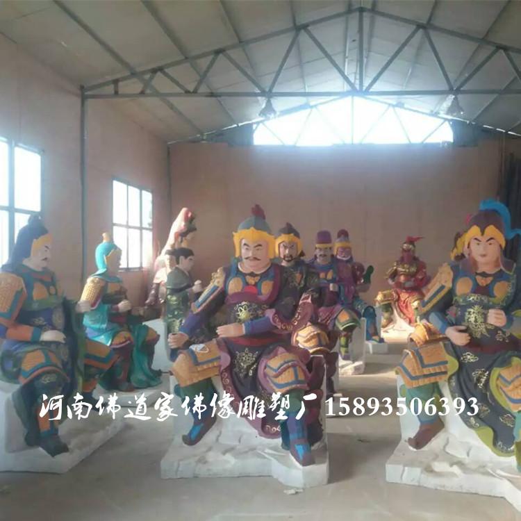 树脂工艺品联系人唐学虎 河南大型玻璃钢雕塑批发1589506393示例图3