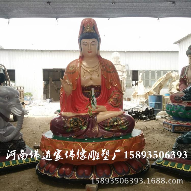 厂家批发佛教神像 华严三圣 阿弥陀佛 大势至菩萨 观世音菩萨示例图4
