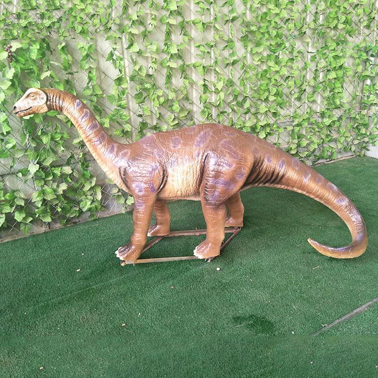 玻璃钢恐龙厂家定制 仿真恐龙模型 园林绿化动物雕塑,鹏钊