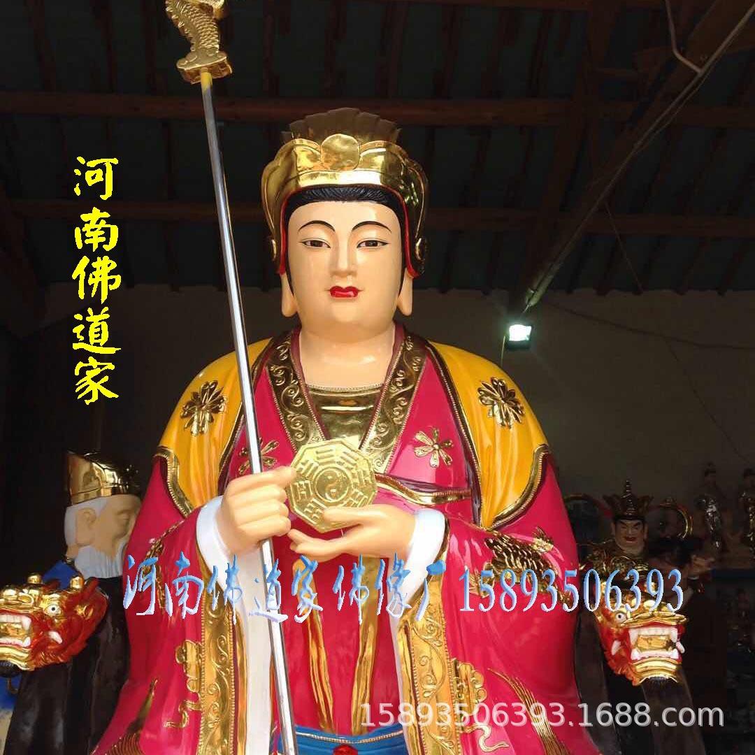 灵山老母的故事 无极老母 大地老母 灵山老母大型雕塑批发示例图2