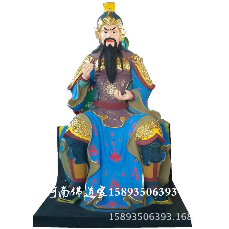 太白金星佛像厂家 托塔李天王雕塑 厂家直销树脂佛像 河南佛像示例图1