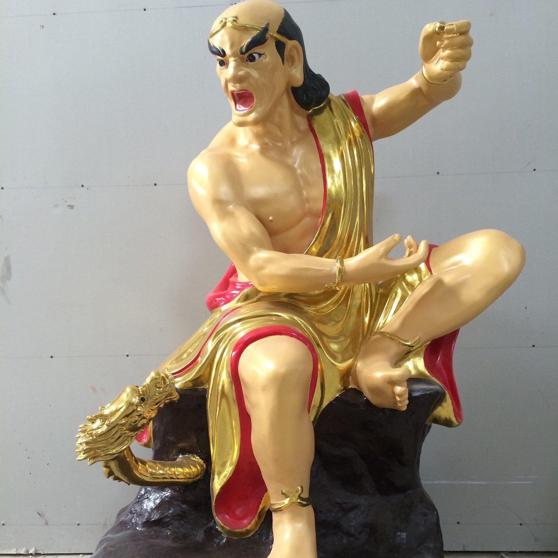 十八罗汉佛像 批发1.6米十八尊者佛像