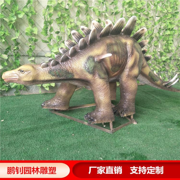 玻璃钢恐龙雕塑厂家咨询 纯手工制作,鹏钊