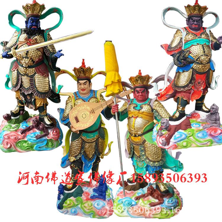 魏征真人像1.3米 唐太宗雕塑 专业订制玻璃钢木雕佛像示例图7