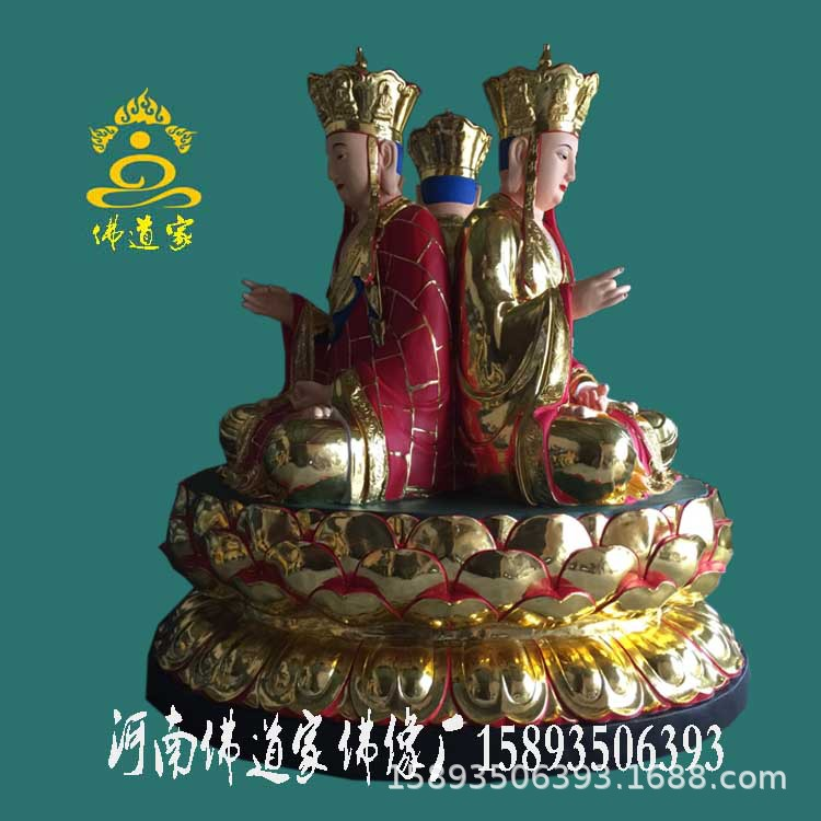 河南佛道家 皇级老母、无极老母、太极老母娘娘神像定做示例图6