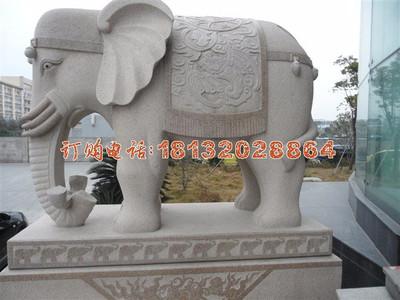 武汉石雕大象