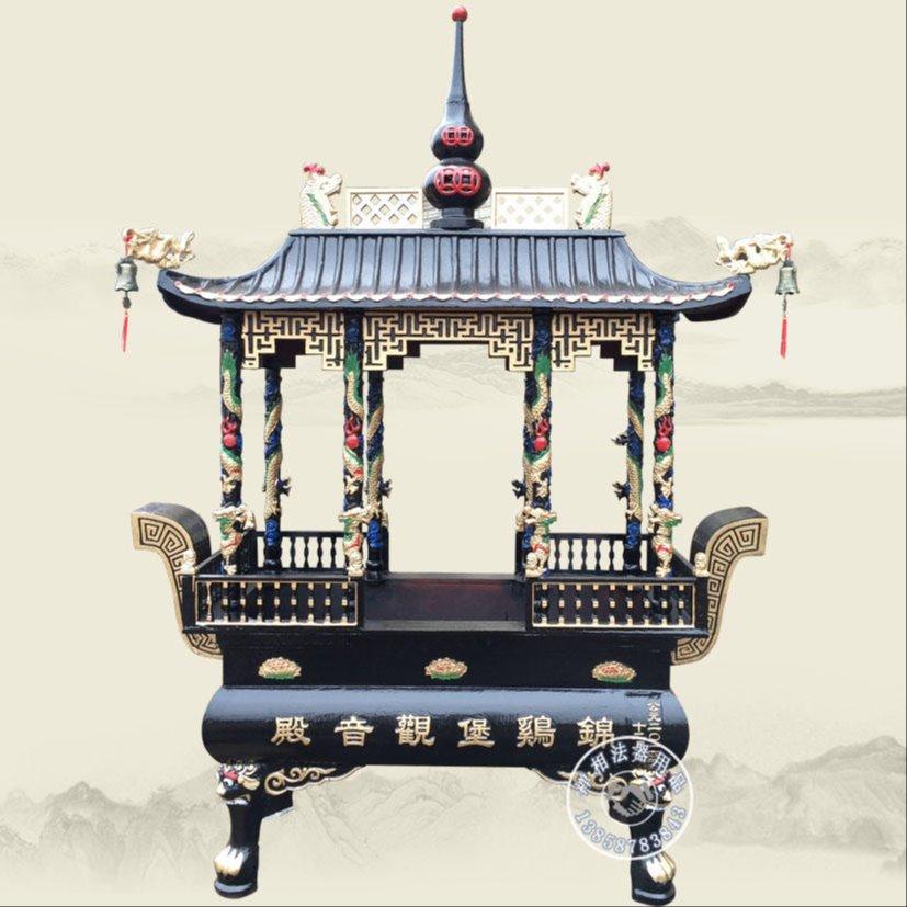 佛教用品寺院香炉 长方形香炉生产厂家