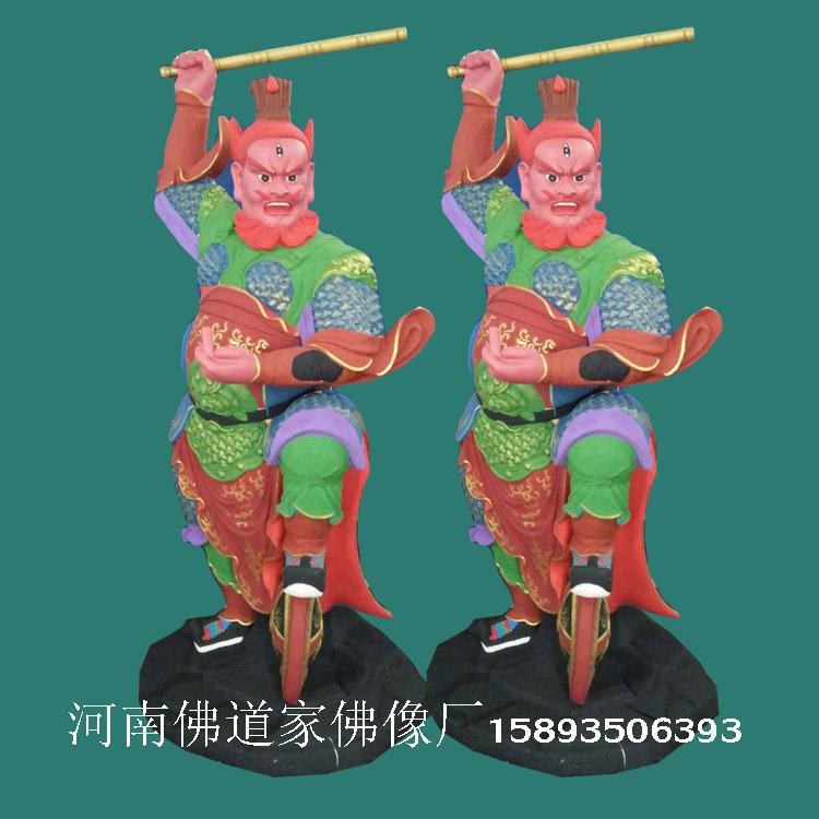 华光元帅佛像 五显灵官 道教神像塑造厂家 河南神像佛像 王灵官像示例图1
