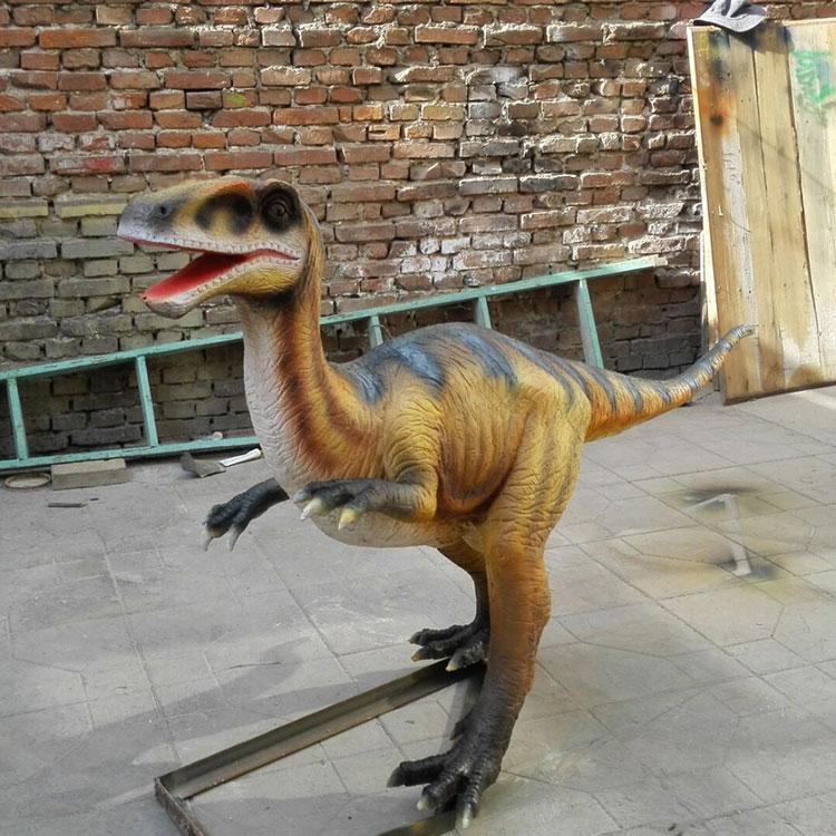 玻璃钢恐龙雕塑 仿真恐龙定制 恐龙雕塑厂家,鹏钊