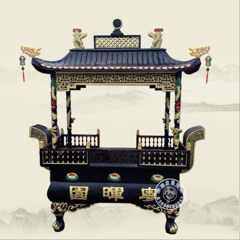 寺院香炉 宗教道观长方形香炉 禅相法器专业生产厂家