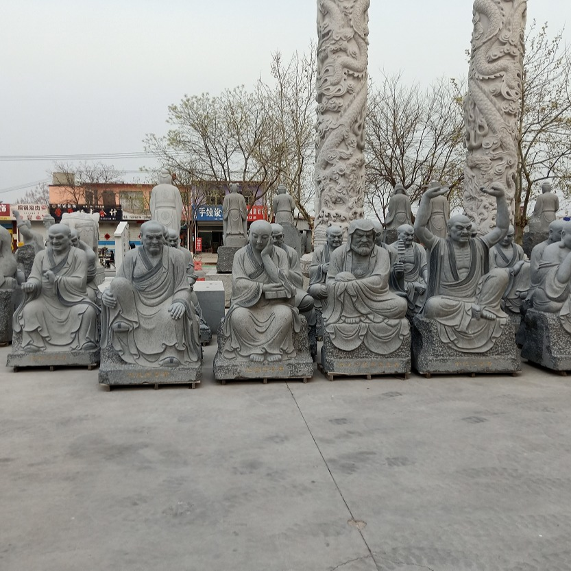 厂家直销 福寿禄雕塑 神佛雕塑定制