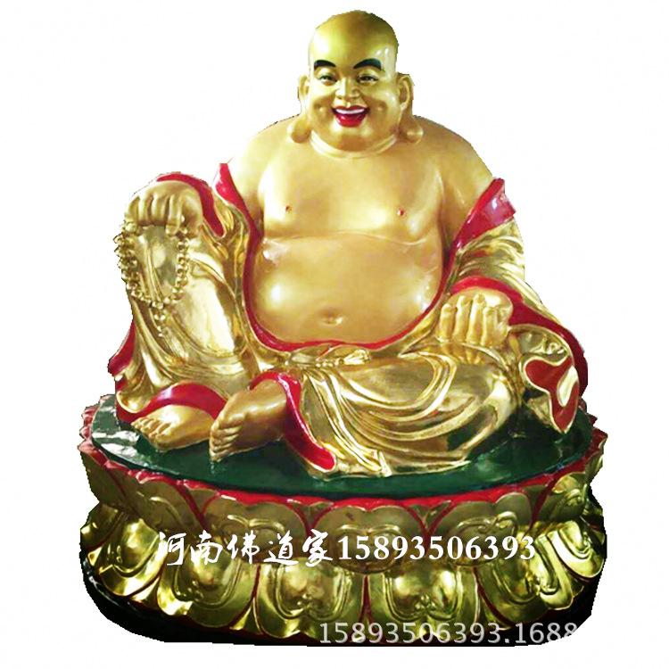娑婆三圣佛像图片 华严三圣佛像厂家 极彩观世音菩萨雕塑2.1米示例图6