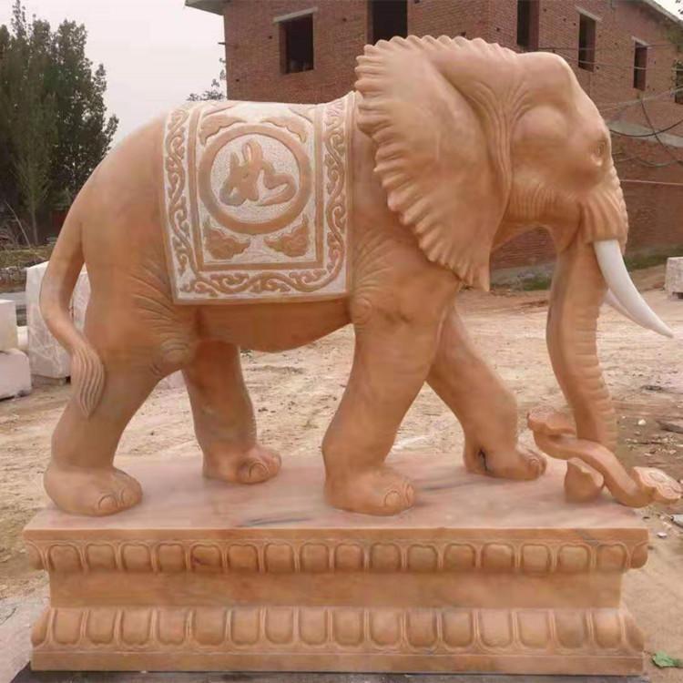 """""""供应石雕大象"""