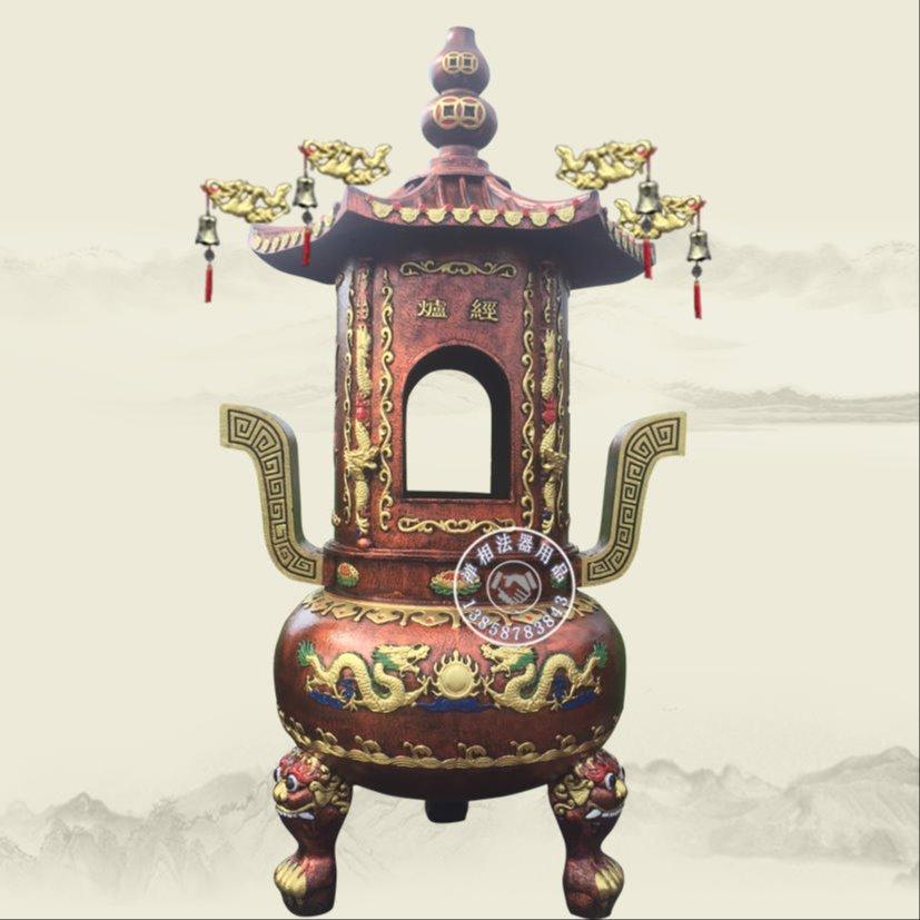 寺庙烧纸炉 元宝炉 塔型化宝炉厂家定制批发