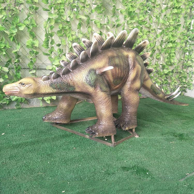 玻璃钢恐龙雕塑厂家 园林景观大型恐龙定制 玻璃钢仿真恐龙价格,鹏钊