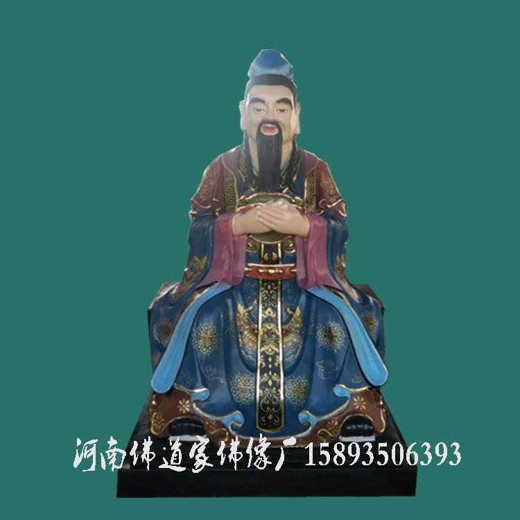三教庙佛像厂家 佛教道教儒教神像价格 河南大型雕塑公司示例图2