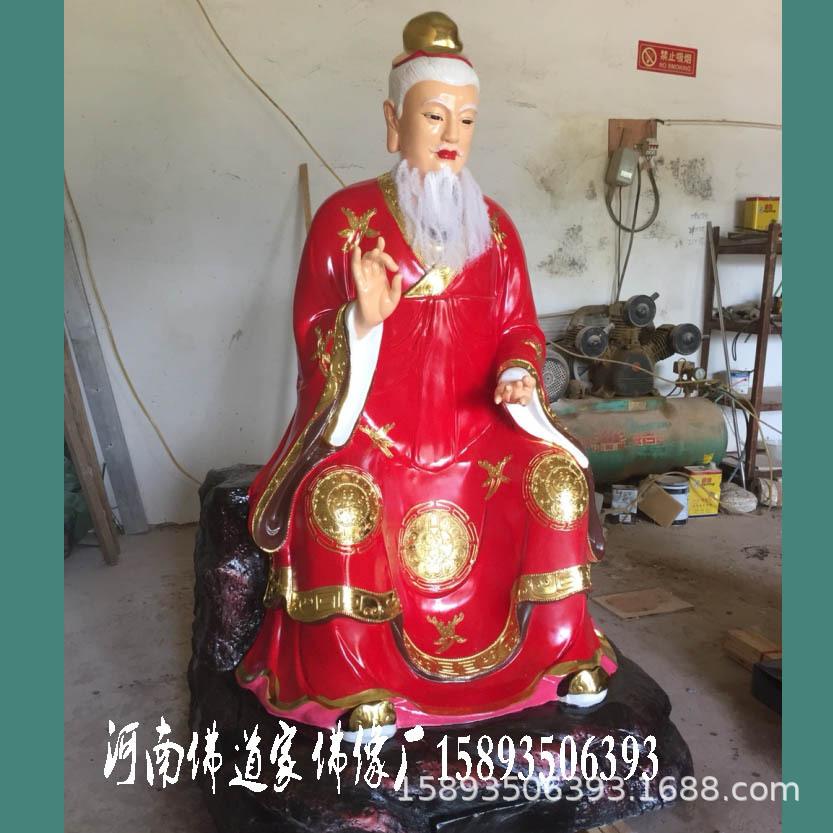 河南金童玉女 和合二仙 树脂佛像 道教神像 月下老人佛像神像雕像示例图1
