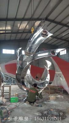 不锈钢雕塑凤凰