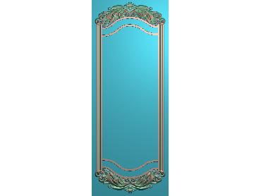 OSJK044-JDP格式欧式镜框精雕图洋花镜框精雕图镜框浮雕电