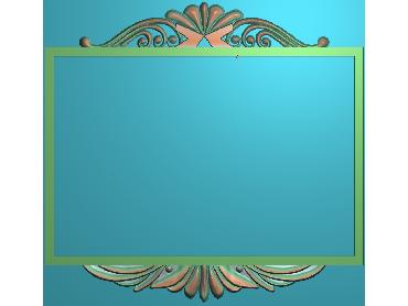 OSJK047-JDP格式欧式镜框精雕图洋花镜框精雕图镜框浮雕电脑雕刻图