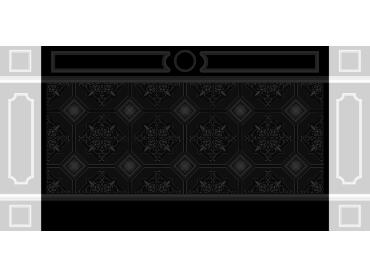 OBJQ061-JDP格式欧式整体背景墙精雕图电视背景墙电脑雕刻图背景墙浮雕精雕图(含灰度图)