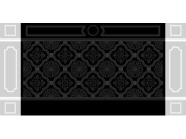 OBJQ072-JDP格式欧式整体背景墙精雕图电视背景墙电脑雕刻图背景墙浮雕精雕图(含灰度图)