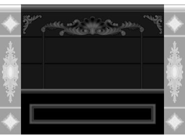 OBJQ074-JDP格式欧式整体背景墙精雕图电视背景墙电脑雕刻图背景墙浮雕精雕图(含灰度图)