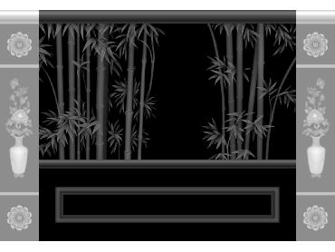 OBJQ083-JDP格式欧式整体背景墙精雕图电视背景墙电脑雕刻图背景墙浮雕精雕图(含灰度图)