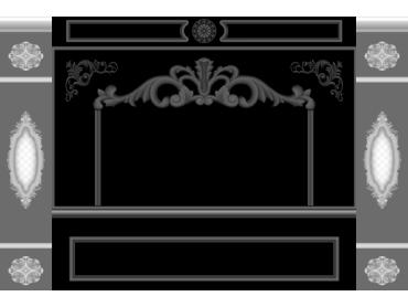 OBJQ084-JDP格式欧式整体背景墙精雕图电视背景墙电脑雕刻图背景墙浮雕精雕图(含灰度图)