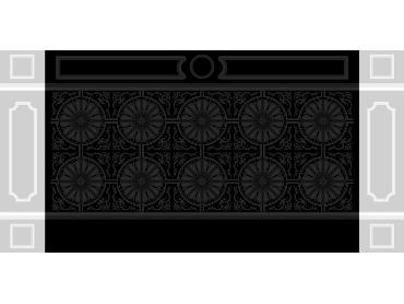 OBJQ087-JDP格式欧式整体背景墙精雕图电视背景墙电脑雕刻图背景墙浮雕精雕图(含灰度图)