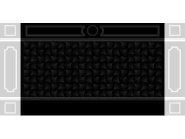OBJQ099-JDP格式欧式整体背景墙精雕图电视背景墙电脑雕刻图背景墙浮雕精雕图(含灰度图)