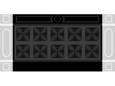 OBJQ115-JDP格式欧式整体背景墙精雕图电视背景墙电脑雕刻图背景墙浮雕精雕图(含灰度图)
