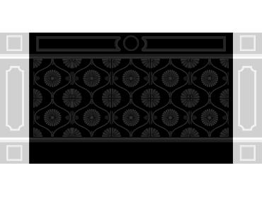OBJQ121-JDP格式欧式整体背景墙精雕图电视背景墙电脑雕刻图背景墙浮雕精雕图(含灰度图)