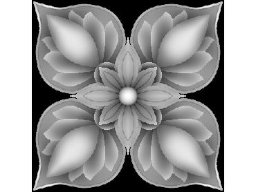 OBJQ137-JDP格式-欧式背景墙花纹精雕图欧式背景墙浮雕电脑精雕图欧式电视墙花纹雕刻图(含灰度图)