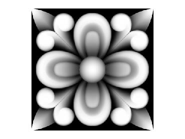 OBJQ149-JDP格式-欧式背景墙花纹精雕图欧式背景墙浮雕电脑精雕图欧式电视墙花纹雕刻图(含灰度图)