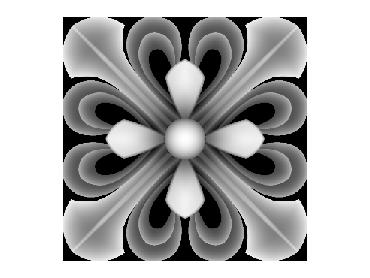 OBJQ159-JDP格式-欧式背景墙花纹精雕图欧式背景墙浮雕电脑精雕图欧式电视墙花纹雕刻图(含灰度图)