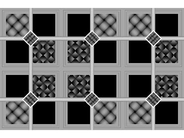 OBJQ221-JDP格式-欧式背景墙花纹精雕图欧式背景墙浮雕电脑精雕图欧式电视墙花纹雕刻图(含灰度图)