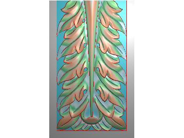 ZBZT110-JDP格式欧式柱托洋花精雕图罗马柱洋花精雕图柱头洋花雕刻图